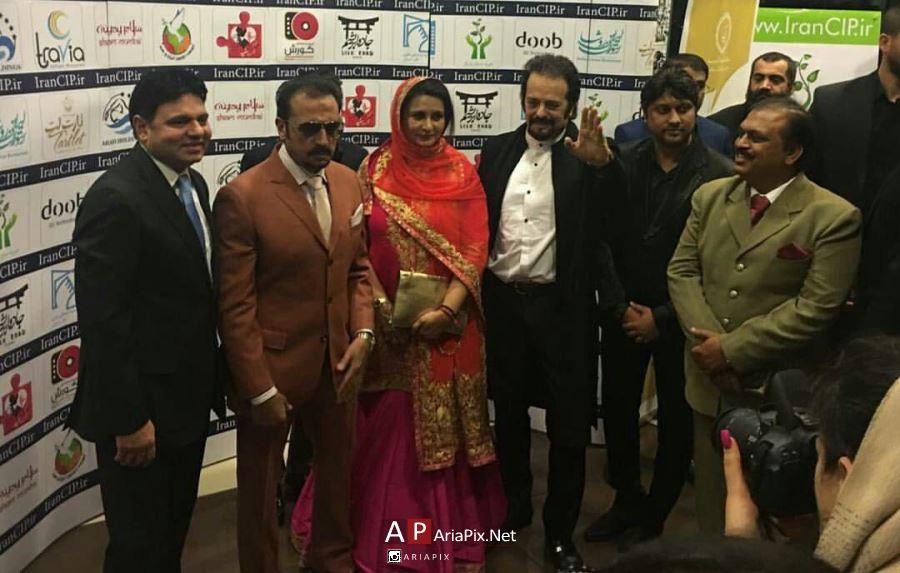 اکران خصوصی فیلم سلام بمبئی