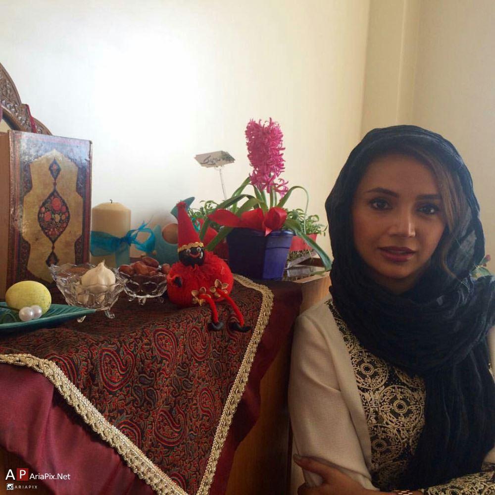 شبنم قلی خانی و همسرش