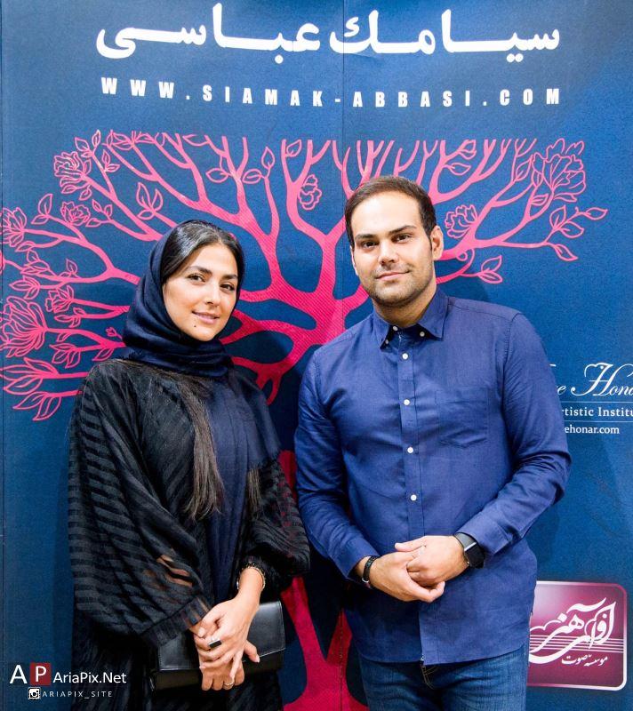عکسهای کنسرت سیامک عباسی
