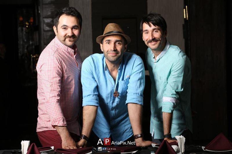 هادی کاظمی و برادرانش